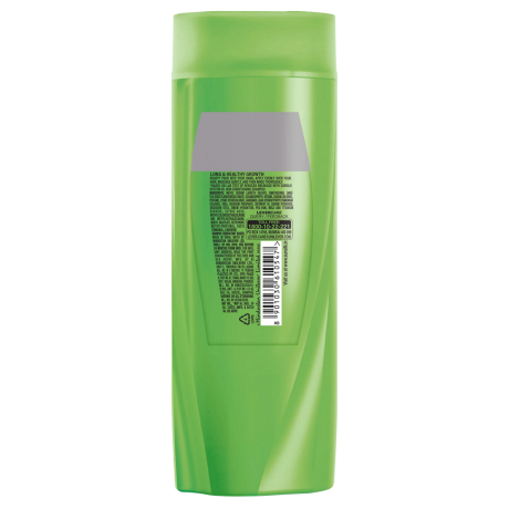 A bottle of Long And Healthy Growth Shampoo 80mlback of pack image