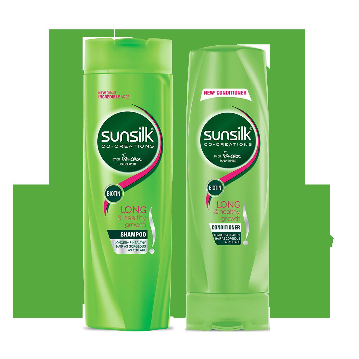 Sunsilk Long And Healthy Growth Shampoo 80ml